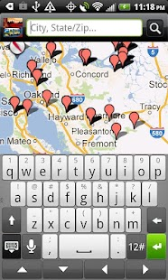 RV Camps Locator - Free - screenshot