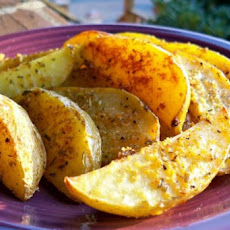 Fried Potatoes Without the Fry