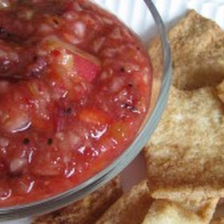 Strawberry Kiwi Apple Fruit Salsa Recipes