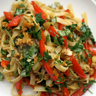 Curried Pork Noodles