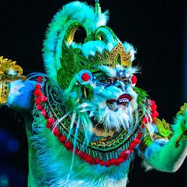 Hanoman by Pradnand Krisnara B - News & Events Entertainment ( arts, hanoman, ramayana, prambanan, dance, wayang )