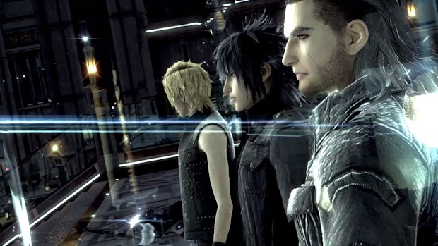 Final Fantasy XV originally revealed as Final Fantasy XIII Versus