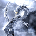 White Dragon Storm icon
