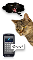 Screenshot of Human-to-Cat Translator Deluxe