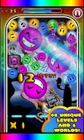 Screenshot of Rainbow Trail - Bubble Shoot