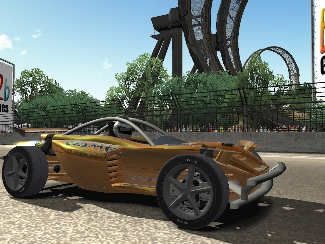 Nitro Stunt Racing