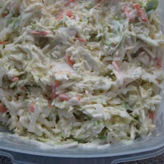 Hard Rock Cafe Creamy Coleslaw
