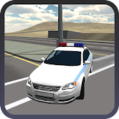 Game Police Car Driver 3D Simulator APK for Windows Phone