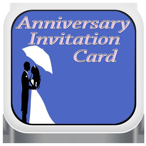 Anniversary Invitation cards LOGO-APP點子