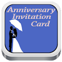 Anniversary Invitation cards icon