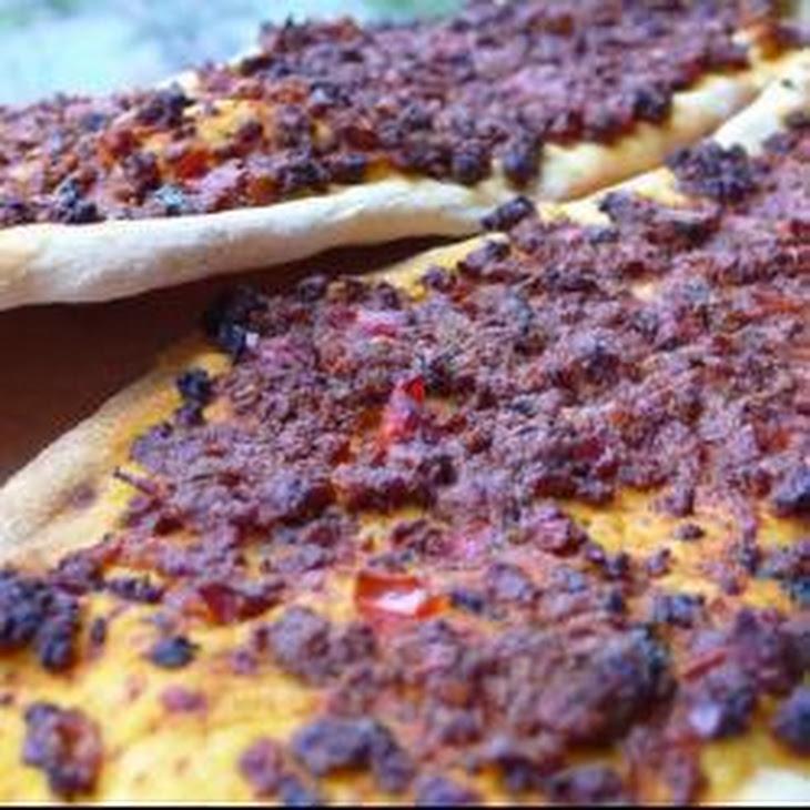Lahmahjoon (Armenian 'Pizza') Recipe | Yummly