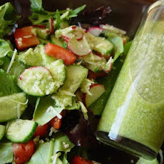 Basil-Garlic Vinaigrette