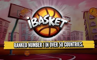 Screenshot of iBasket
