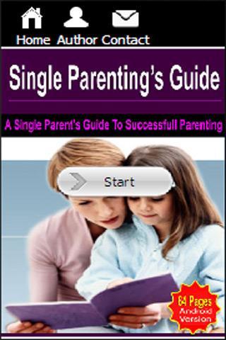 Single Parentings Guide