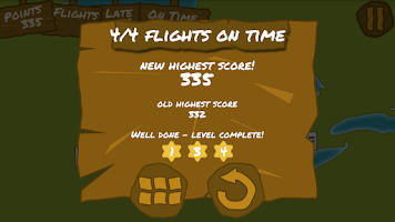 Screenshot of Monkey Airways