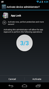 Advanced Protection ☞ AppLock APK for Bluestacks