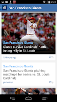 Screenshot of San Jose Mercury News