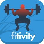 Full Body Toned Weightlifting APK Image