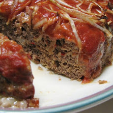 Red Pepper Turkey Meatloaf