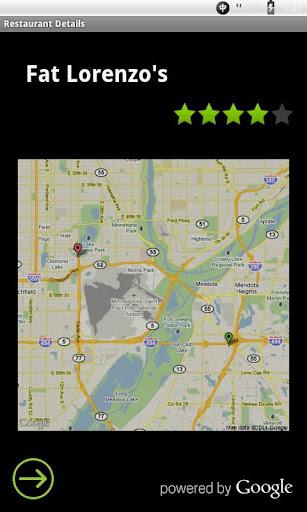 【免費旅遊App】Restaurant Roulette-APP點子