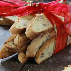 Triple Orange Biscotti