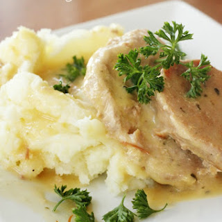 Easy Crock-Pot Pork Chops