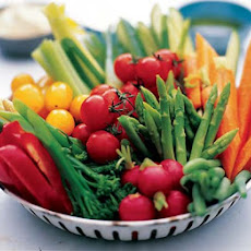 Crudités And Dips