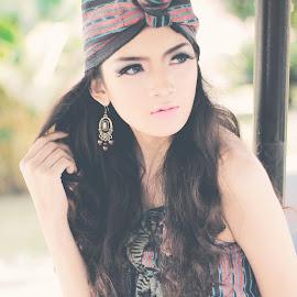 FASHION OF BATIK INDONESIA by Fandy Setyawan - People Fashion (  )