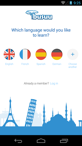 Learn Languages - busuu Screenshot