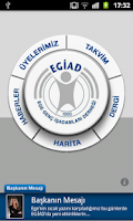 Screenshot of EGİAD