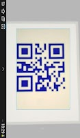 Screenshot of QR BARCODE SCANNER