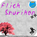 Flick Shuriken[Live Wallpaper] icon
