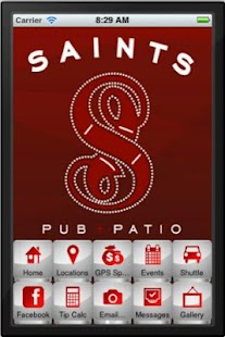 Saints Pub + Patio - screenshot