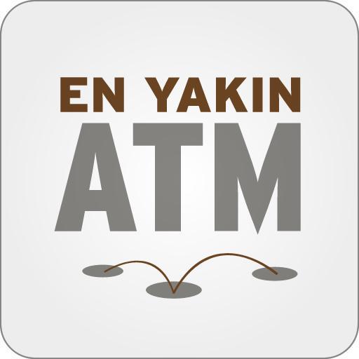 財經App En Yakın ATM (Closest ATM) LOGO-3C達人阿輝的APP