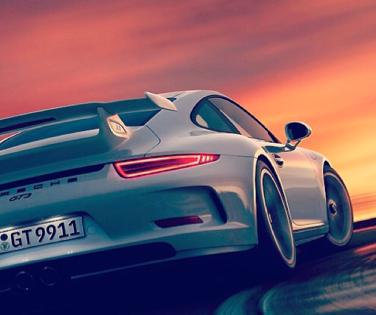 2013 – Porsche 911 GT3