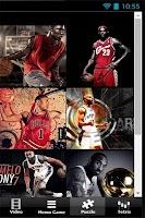 Screenshot of USA Street Basketball