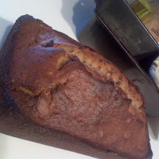 Low Fat-Sugar Free Banana Bread