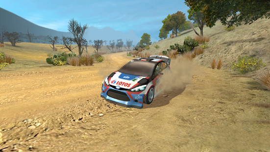 WRC The Official Game 1.0.8 + Mod Money APK
