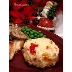 The Realtor's Cheesy Pepper Scones