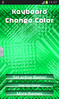 Screenshot of Keyboard Change Color