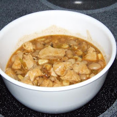 Cheryl's Crock Pot Chicken Chili