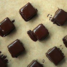 Chocolate-Dipped Salted Caramels Recipe
