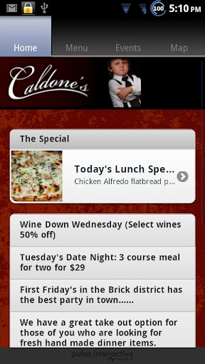 Caldone's Restaurant