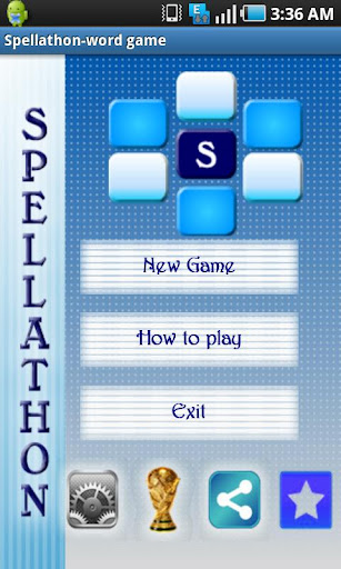 Spellathon : word game