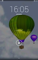 Screenshot of SKY BALLOON GALAXY S5 LIVE