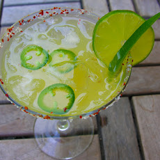 Icy Spicy Margarita