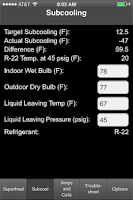 Screenshot of HVAC Pro