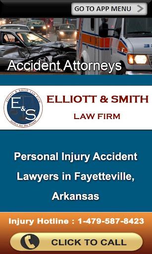 Elliott Smith Accident App
