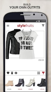 Stylefruits fashion outfits apk for blackberry - Stylefruits mobel ...