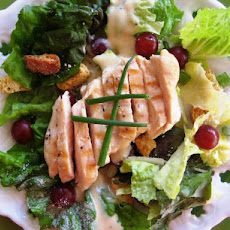 Kittencal's Grilled Chicken Caesar Salad
